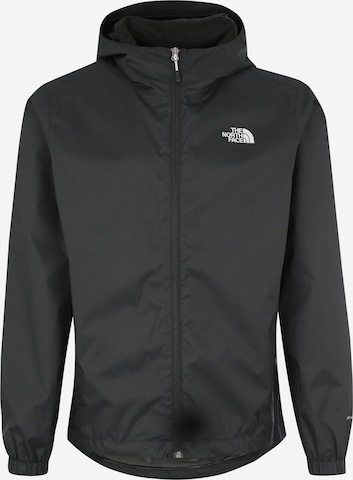 THE NORTH FACE Funktionsjacke 'Quest' in Schwarz