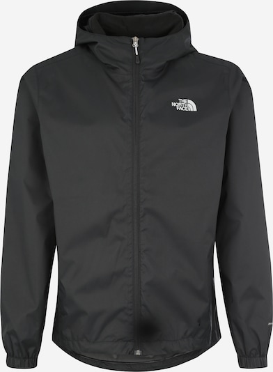 THE NORTH FACE Funktionsjacke in schwarz: Frontalansicht