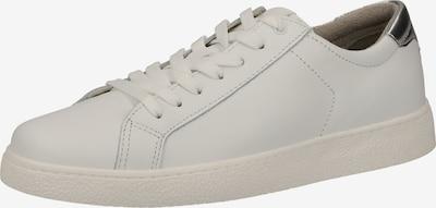 TAMARIS Sneakers laag in de kleur Zilver / Natuurwit, Productweergave