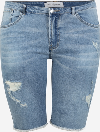 ONLY Carmakoma Džinsi 'CARCARMEN' pieejami zils džinss, Preces skats