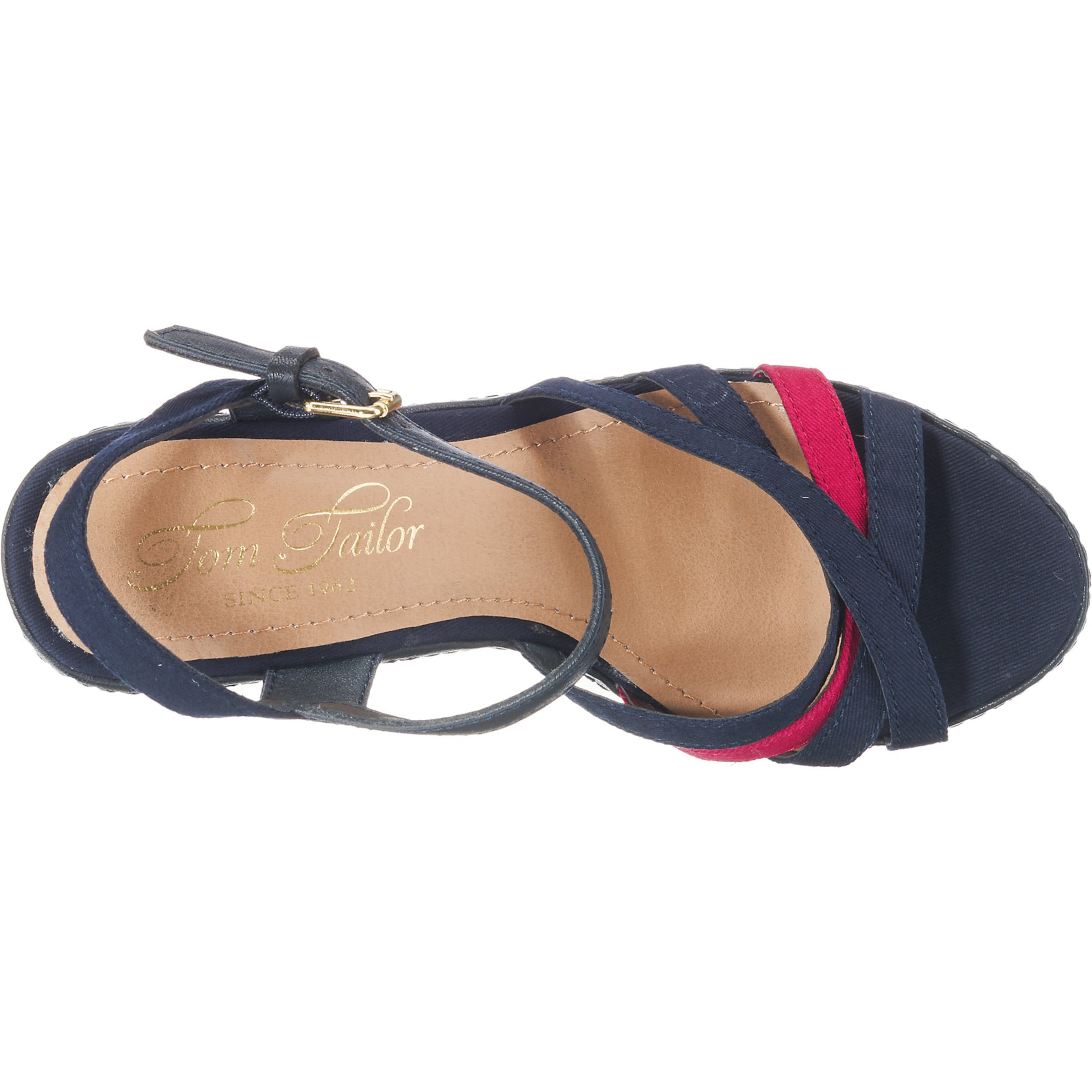 Sandaletten Tailor NavyRot In Tom 3Tl1FJKc