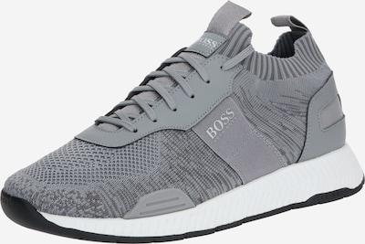 BOSS Sneaker 'Titanium_Runn_ks20' in hellgrau / weiß, Produktansicht