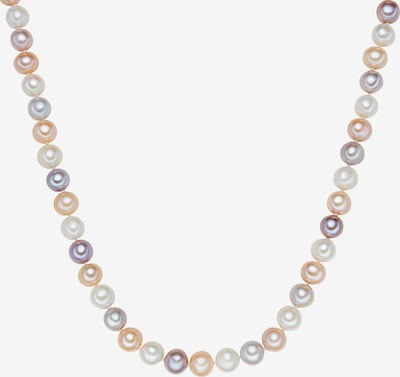 Valero Pearls Necklace in Apricot / Pearl white, Item view