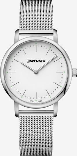 WENGER Uhr 'Urban Classic' in silber, Produktansicht