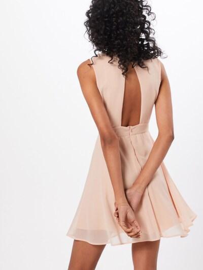 Rochie 'NORDI' TFNC pe nud / roz: Privire spate