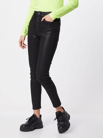 rag & bone Kavbojke 'Nina' | črna barva: Frontalni pogled