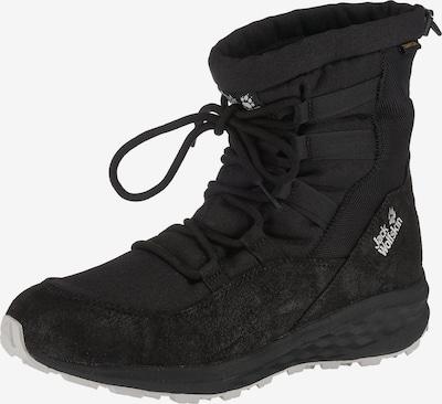 JACK WOLFSKIN Winterstiefeletten 'Nevada Texapore Mid W' in schwarz, Produktansicht