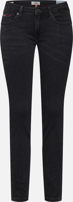 Jean Noir Tommy Denim Jeans En 8ywOvn0mN