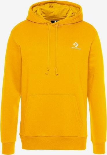 CONVERSE Sweatshirt 'Star Chevron EMB PO' in gelb, Produktansicht
