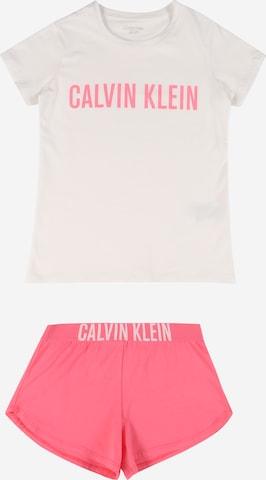 Calvin Klein Underwear Pyjama 'POWER' in Pink