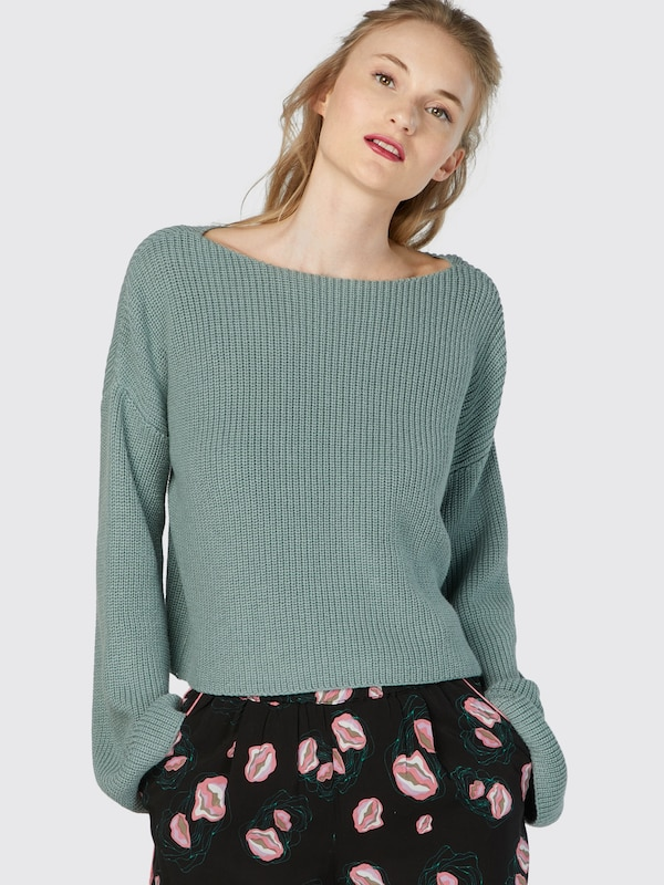 NA-KD Grobstricksweater