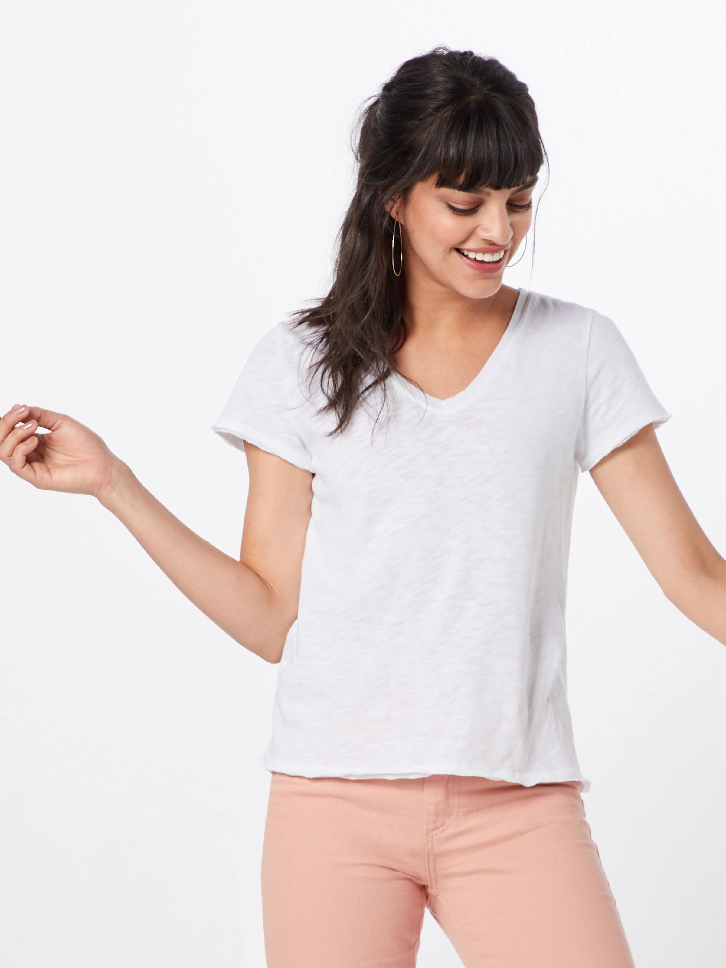 American Vintage 'sonoma' In Shirt Weiß xoeCBrdW