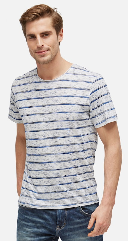 Tom Tailor T-shirt Gestreiftes T-shirt