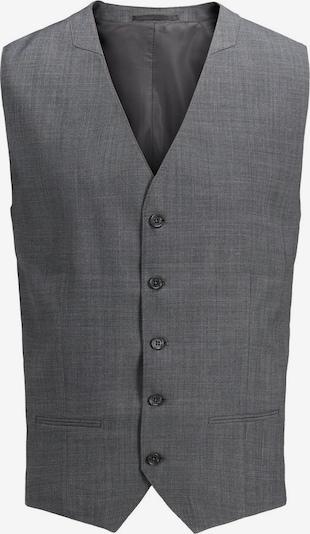 JACK & JONES Gilet de costume en gris, Vue avec produit