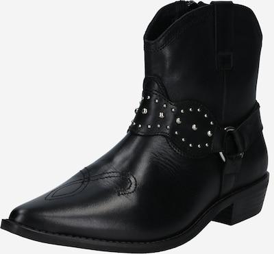 Y.A.S Cowboylaarzen 'Victoria' in de kleur Zwart, Productweergave