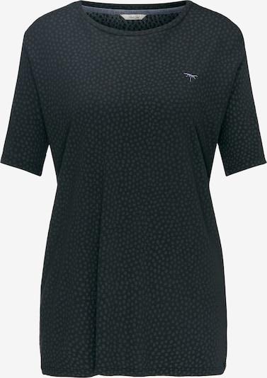 Petrol Industries Shirt in de kleur Spar / Zwart, Productweergave