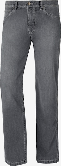 Charles Colby Jeans 'Accolon' in de kleur Donkergrijs, Productweergave