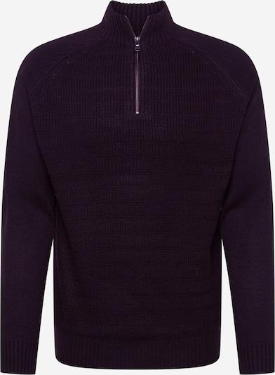 BURTON MENSWEAR LONDON Pullover in lila / burgunder, Produktansicht