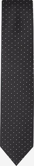 Calvin Klein Krawatte in schwarz / weiß, Produktansicht