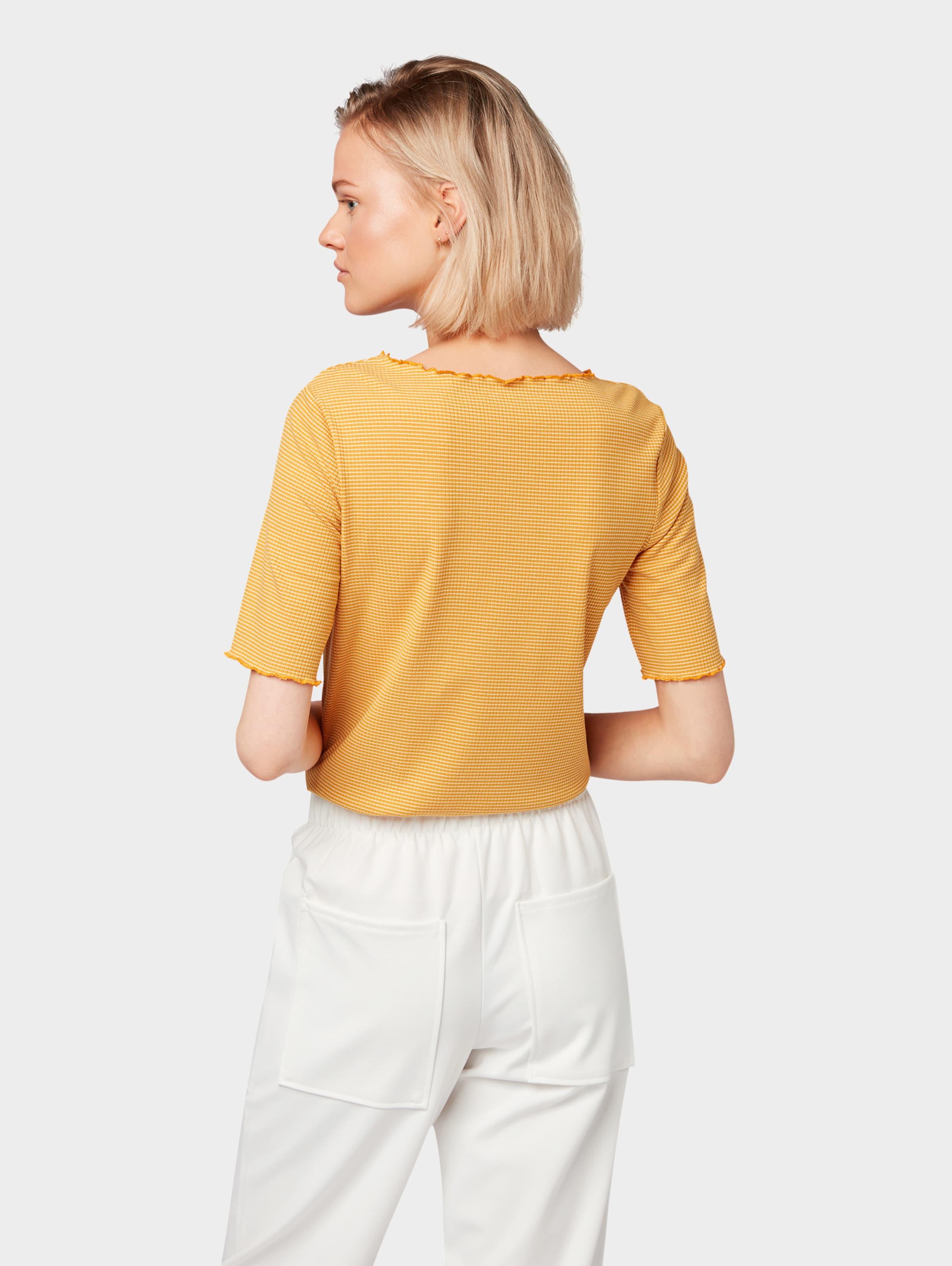 shirt Tailor In Tom GelbWeiß Denim T SMGUVzpq