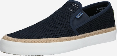 SCOTCH & SODA Slipper 'Izomi' in marine: Frontalansicht
