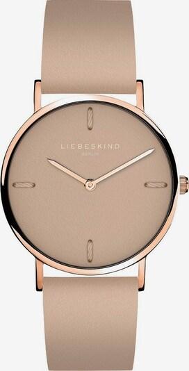 Liebeskind Berlin Analoog horloge 'LT-0202-LQ' in de kleur Rose-goud, Productweergave