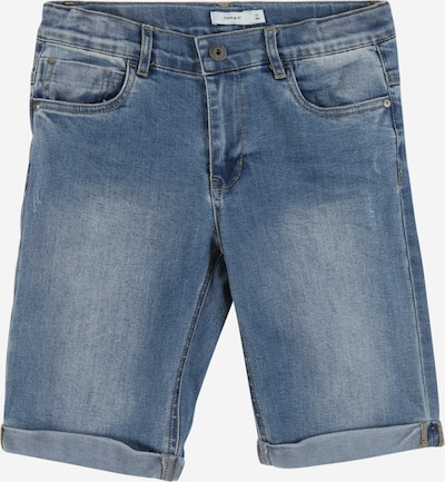 NAME IT Shorts 'SOFUS' in blue denim, Produktansicht