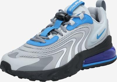 Nike Sportswear Sneaker 'Air Max 270 React' in blau / grau / hellgrau, Produktansicht