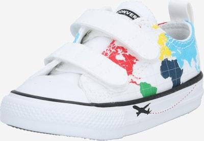 CONVERSE Sneaker '2V OX' in rot / schwarz / weiß, Produktansicht