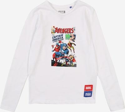 Tricou 'Avengers' Jack & Jones Junior pe culori mixte / alb, Vizualizare produs