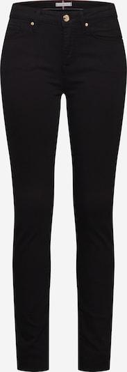 TOMMY HILFIGER Jeans 'HERITAGE COMO SKINNY RW' in de kleur Black denim, Productweergave