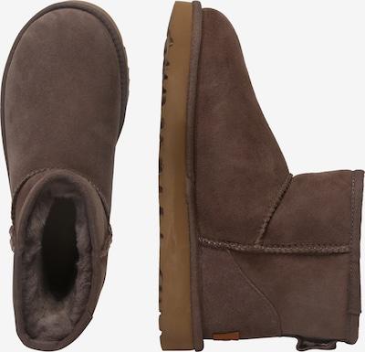 Sniego batai iš UGG , spalva - purvo spalva: Vaizdas iš šono