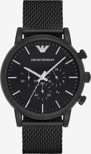 Emporio Armani Analog watch 'AR1968' in black, Item view