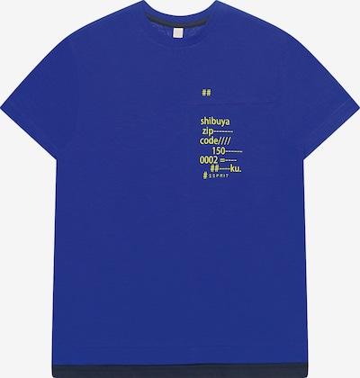ESPRIT Shirt in blau, Produktansicht