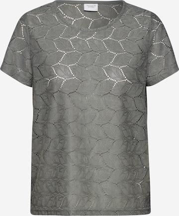 JDY Shirt in Grau