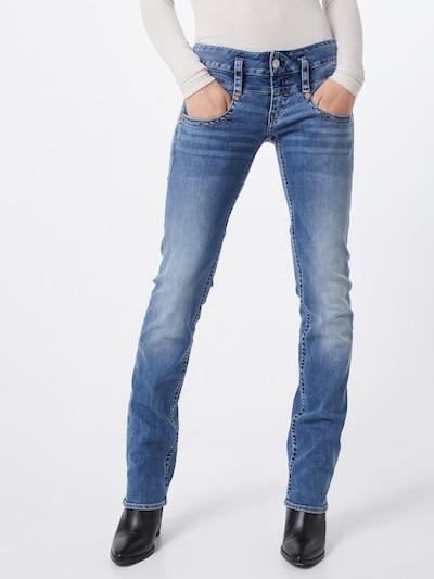Herrlicher Jeans 'Pitch Denim Stretch' in blue denim, Modelansicht