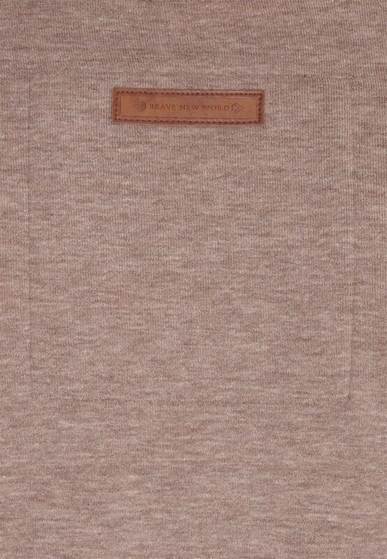 naketano Male Zipped Jacket Jan Mopila