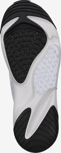 Nike Sportswear Baskets basses 'Nike Zoom 2K' en gris / orange: Vue de dessous