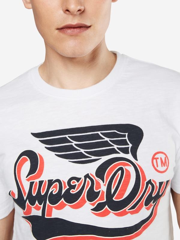 Superdry T-Shirt 'FAMOUS FLYERS'