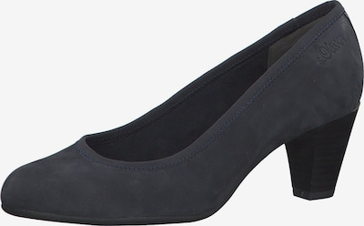 s.Oliver Pumps in navy, Produktansicht