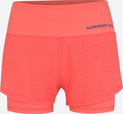 Superdry Pantalon de sport en corail, Vue avec produit
