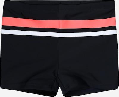 NAME IT Zwembroek in de kleur Pink / Zwart, Productweergave