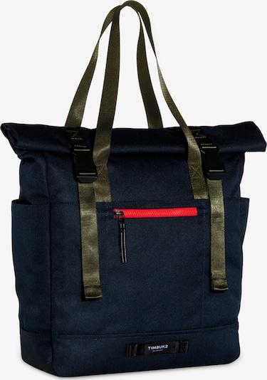TIMBUK2 Schoudertas 'TBH Forge' in de kleur Blauw / Rood, Productweergave