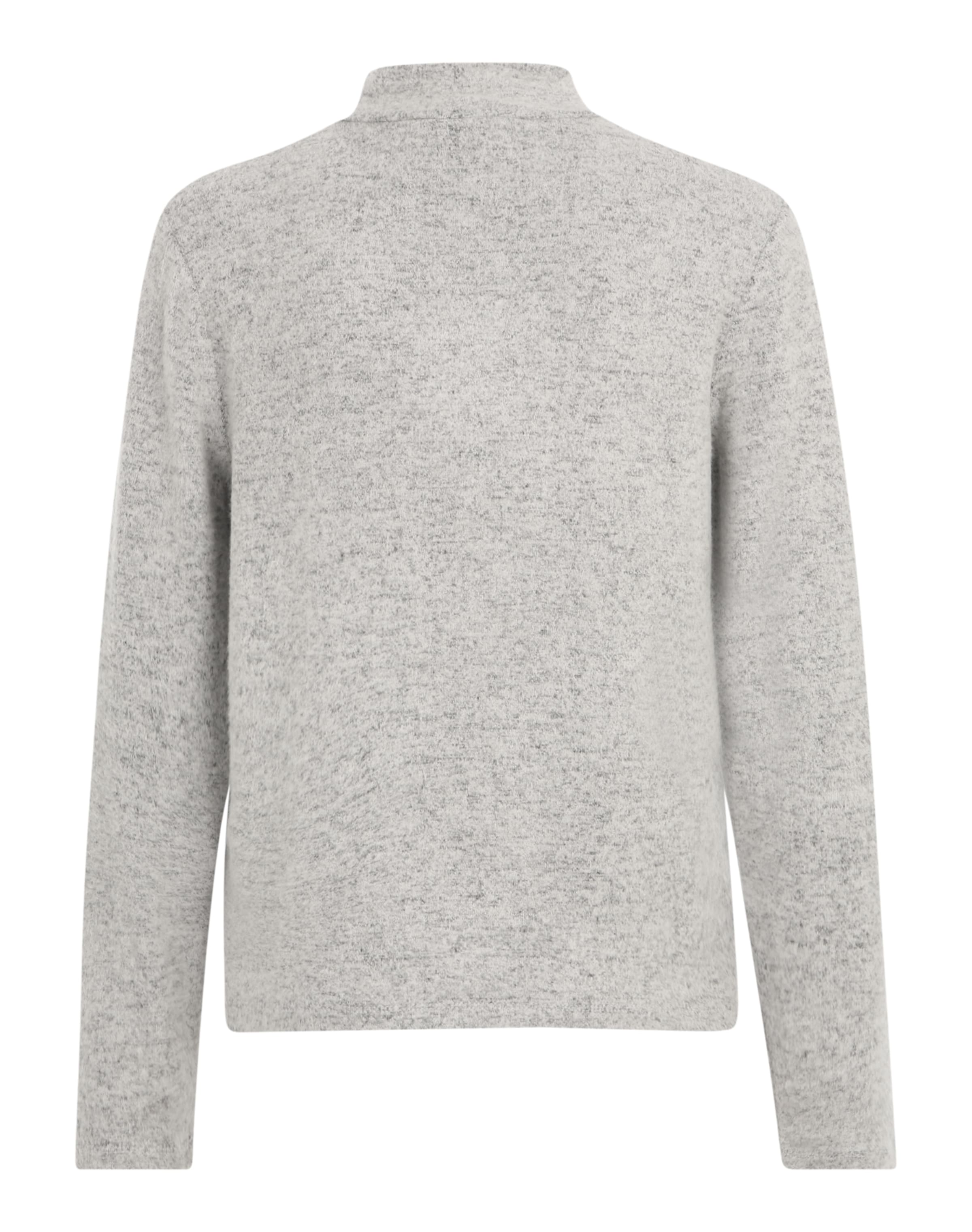 Clair Pieces over Gris Pull 'pcamia' En wNm8vn0