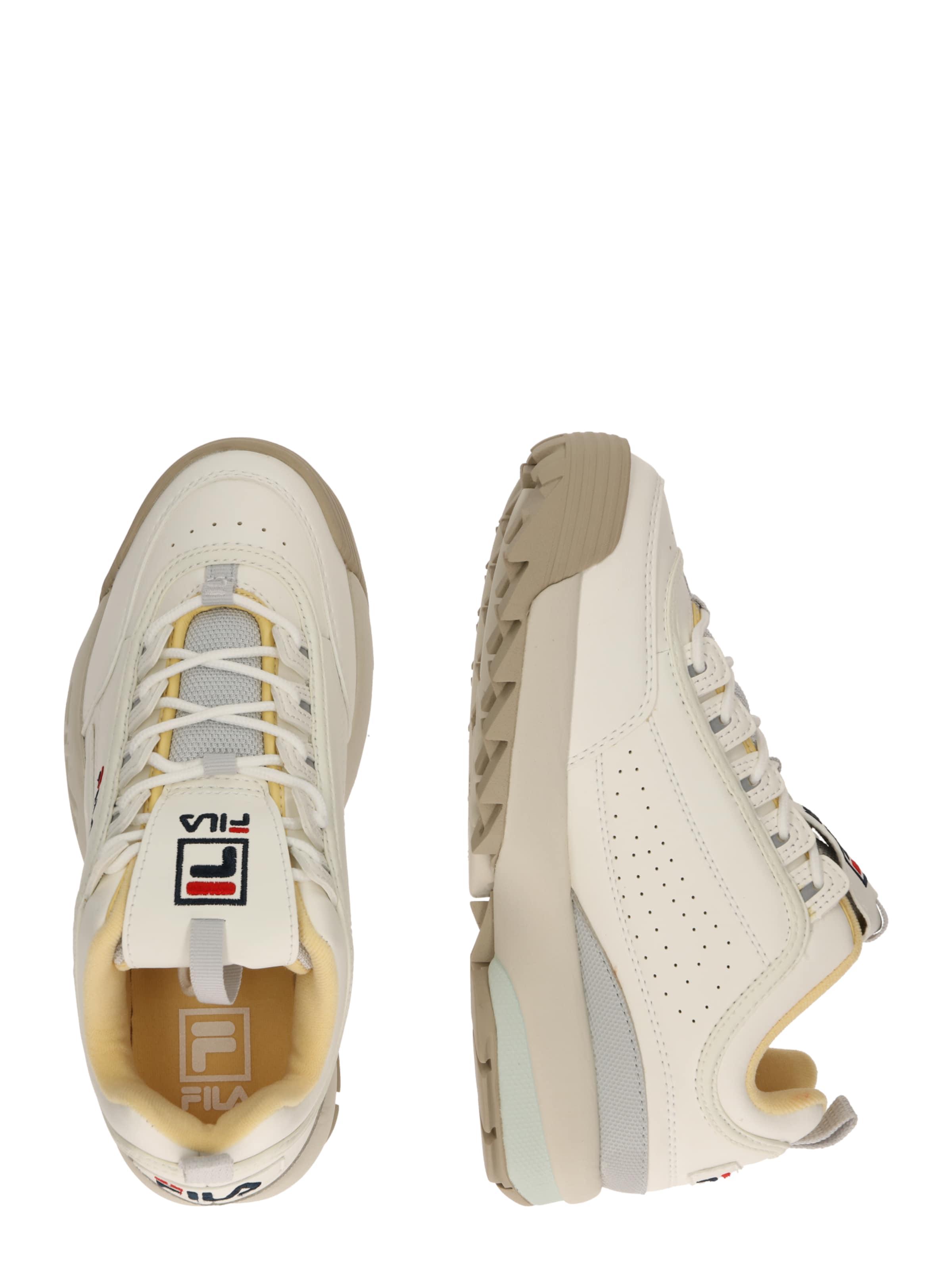 HellgrauOffwhite 'disruptor Fila Cb' Sneaker In OTuwkiXlZP