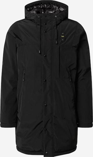 Blauer.USA Between-season jacket 'Impermeabile' in black, Item view