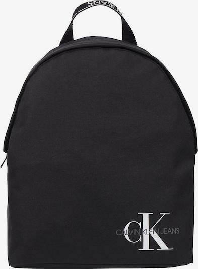 Calvin Klein Jeans Seljakott must / valge, Tootevaade