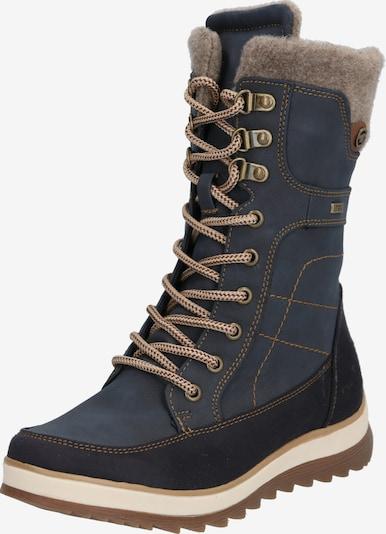 TOM TAILOR Šněrovací boty - námořnická modř, Produkt