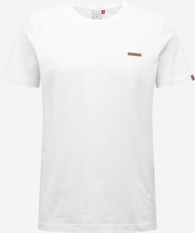 Ragwear Shirt 'Nedie' in offwhite: Frontalansicht