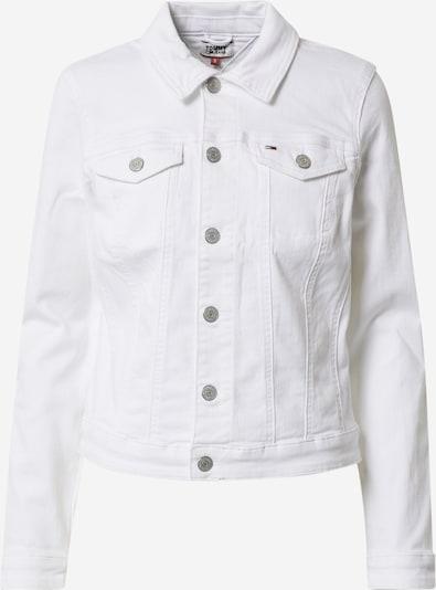 Tommy Jeans Ceļotāju jaka pieejami balts, Preces skats